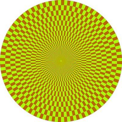 Immagine statica che si muove