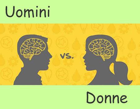 Cervello donne e uomini