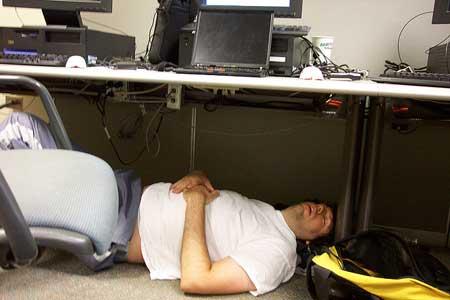 Mancanza di sonno: effetti della privazione di sonno