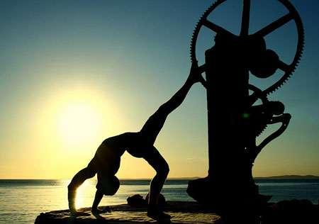 Yoga hatha yoga
