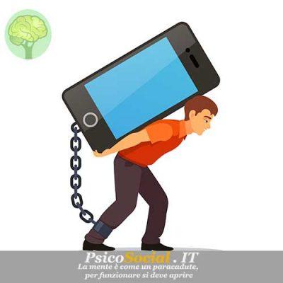 Dipendenza smartphone