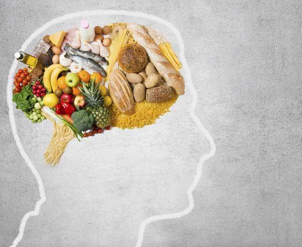Depressione: l'effetto protettivo della dieta