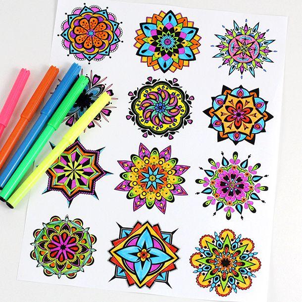 La psicologia del colore: colorare stimola il nostro cervello