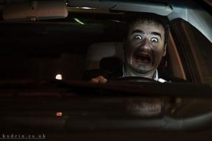 Amaxofobia e ansia di guidare