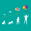 Giocattoli creativi per migliorano la creatività dei bambini