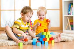 Giocattoli che migliorano la creativita giocattoli come le costruzioni