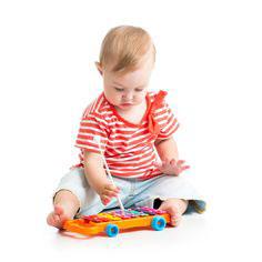 Giocattoli che migliorano la creatività giocattoli musicali