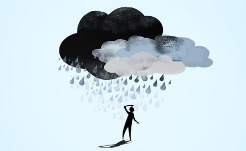 Segni di depressione paranoide