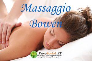 Massaggio Bowen