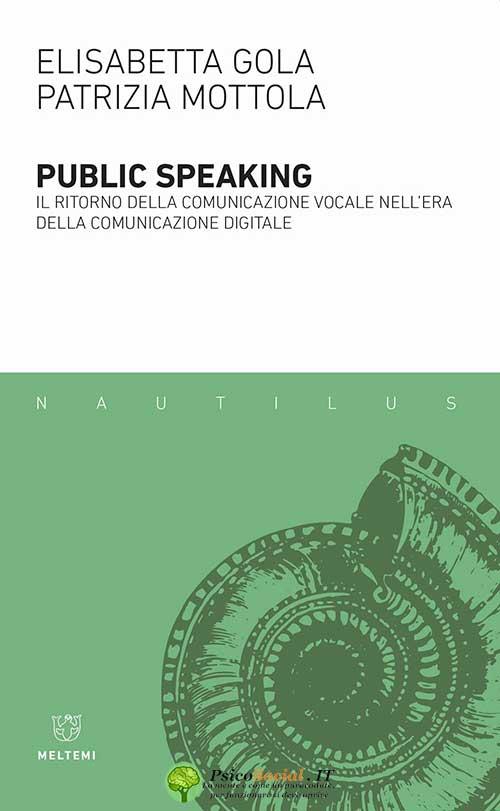 Libri parlare in pubblico
