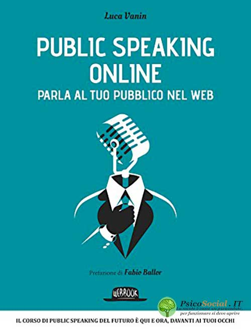 Libri Public speaking online