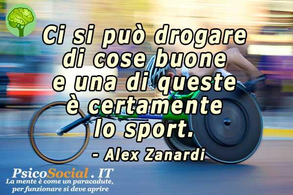 Frasi per lo sport